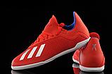 Детские футзалки adidas X 18.3 IN JUNIOR BB9396 38 2/3, фото 2