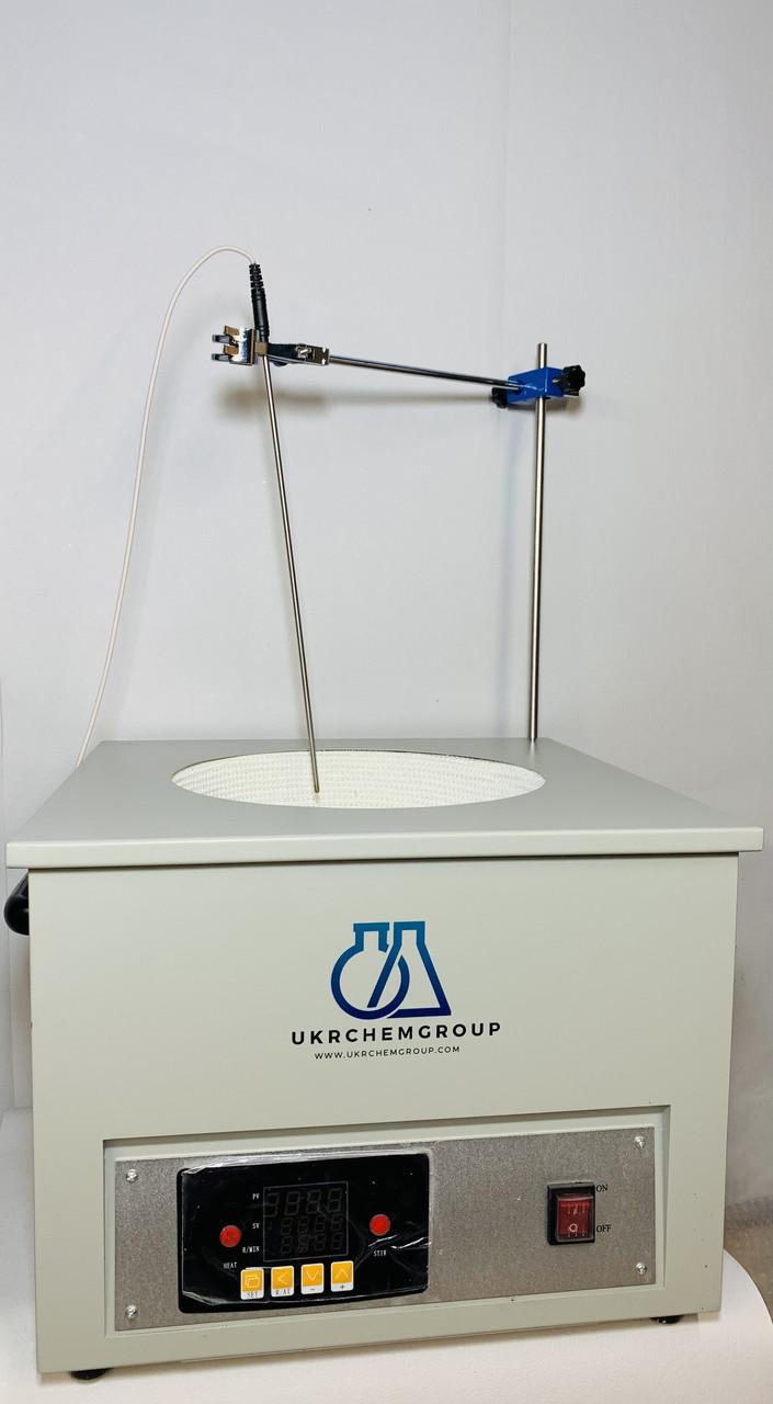 Колбонагреватель с магнитной мешалкой и датчиком температур ZNCL-TS10000