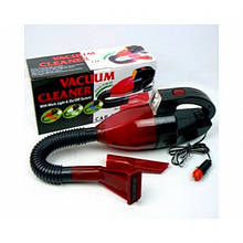 Автомобильный, компактный ручной пылесос Car Accessories Vacuum Cleaner