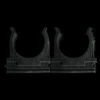 Кріплення для труб і кабелю  D32 (25 шт) чорне