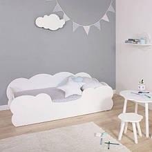 Одноярусні дитячі ліжка