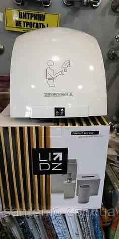 Сушилка для рук Lidz (WHI)-130.01.92 1800 Вт, фото 2