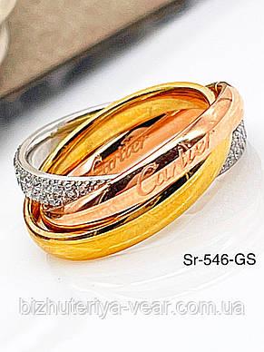 КОЛЬЦО STAINLEES STEEL(ПРЕМИУМ) Sr-546(6,7,8,9), фото 2