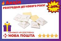 Держатель для хомута пластикового Mastertool - 30 x 30 мм (50 шт.)