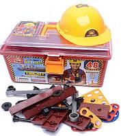 Детский набор инструментов  мастер на все руки (2056 м)