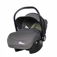 """Автокресло """"Sparky"""" (серый) T-511/2 Grey детское кресло для авто от 0 до 15 месяцев. Макс. нагрузка 13кг"""