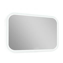 Зеркало 80*60см, с подсветкой, с подогревом (мебель под умывальник VERITY LINE)