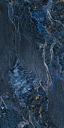 Плита керамогранит 900*1800 мм deep blue stone Уп.1,62м2/1шт