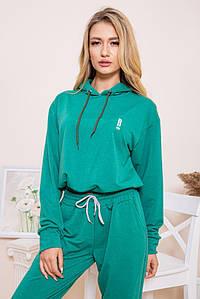 Батник женский 103R171 цвет Зеленый