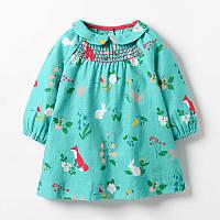Платье для девочки лесная поляна little maven 4 Little Maven