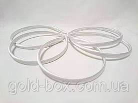 Обруч для волос пластмассовый в ткани (ободок) упаковка, оптом