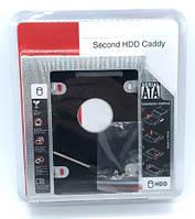 Карман для HDD Caddy 12.7мм
