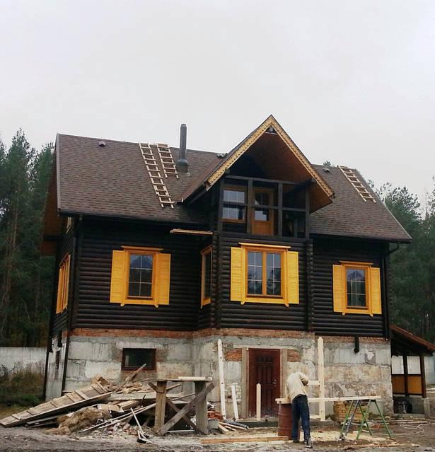 Монтаж СИСТЕМЫ вентиляции  в деревянном доме.