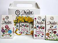 Чайный подарок для женщины Святковий 150 г. ТМ NADIN