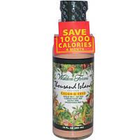 Walden Farms - Салатная заправка Тысяча островов, 0 жирности, 0 ккал