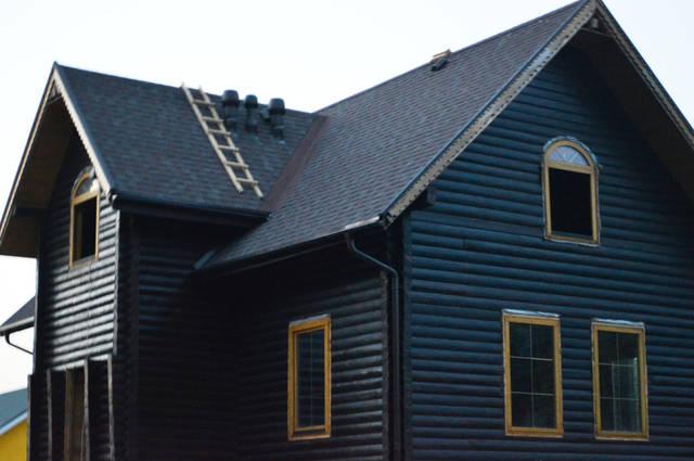 Организация вентиляции в деревянном доме.