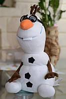 Поющий и танцующий снеговик Олаф 30 см Дисней оригинал