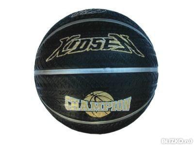 Мяч баскетбольный StreetBasket.  Материал: резина.