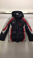 Зимняя тёплая куртка BOLAIHIDON Kids A-57 140 см синий