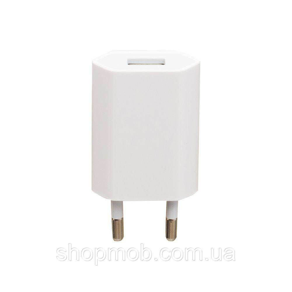 Сетевое Зарядное Устройство Apple A1400 1000 mAh MD813ZM/A (Original) Цвет Белый