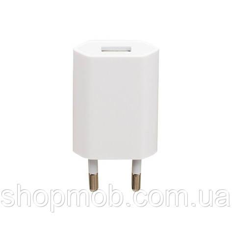 Сетевое Зарядное Устройство Apple A1400 1000 mAh MD813ZM/A (Original) Цвет Белый, фото 2