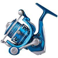 Катушка для фидера на спиннинг карповая для рыбалки Favorite Blue Bird NEW 2000S 5.2:1 8+1BB (1693.50.61)