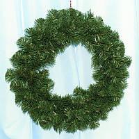 Рождественский венок большой, диаметр 45-50 см // 235/0-65