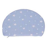 Подушка под живот Sevi Bebe для беременных голубая 2-174 ТМ: Sevi Bebe