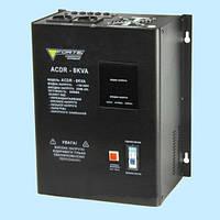 Стабилизатор напряжения релейный FORTE ACDR-8kVA (8 кВт), фото 1