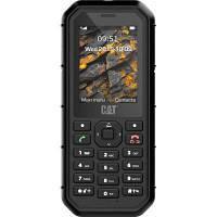 Кнопочный мобильный телефон дешовый Caterpillar CAT B26 Black (5060472351715)
