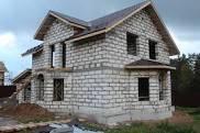 Монтаж домов из пенобетона