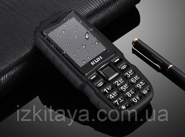 Мобильный телефон Land Rover T3 (KUH T3) black