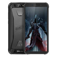 Мобильный телефон Blackview BV5500 Pro 3/16GB Black (6931548305798)