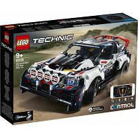 Конструктор LEGO Technic Гоночный автомобиль Top Gear на управлении 463 детал (42109)