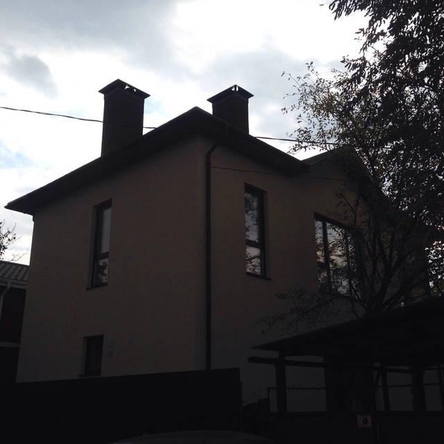 Монтаж вентиляции двухэтажного дома.