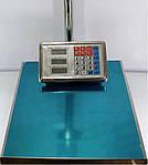 Торгові Ваги до 150кг на Акумуляторі з Металевої Головою Електронні, фото 9