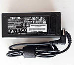Блок Живлення Зарядка для Ноутбука TOSHIBA 19v 3.42 a 65W штекер 5.5 на 2.5 (ОРИГІНАЛ), фото 2