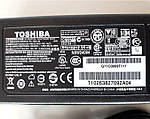 Блок Живлення Зарядка для Ноутбука TOSHIBA 19v 3.42 a 65W штекер 5.5 на 2.5 (ОРИГІНАЛ), фото 4
