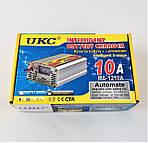 Зарядка Для Автомобільного Акумулятора Автозарядка на 10А Автоматична, фото 6