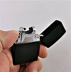 Электроимпульсная USB Зажигалки ZIPPO на Аккумуляторе, фото 5