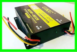 Інвертор перетворювач з 24В на 12В (40А) Відеоогляд