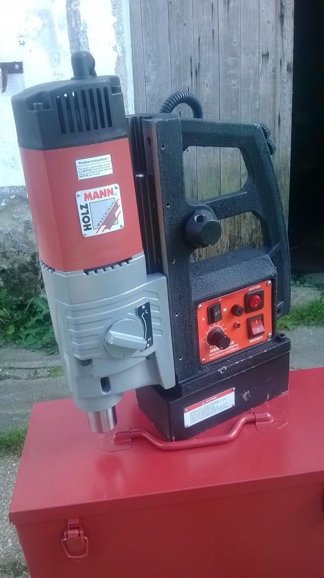 Сверлильный станок на магнитной основе MBM 600LRE (VE)  производства HOLZMANN, Австрия