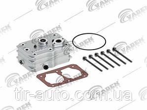Головка блока компрессора Даф в сборе ( комплект платы клапанов + болты ) ( Vaden ) 160110-VDN