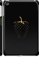 """Чехол на Apple iPad mini 3 Черная клубника """"3585c-54-44864"""""""