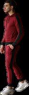 Спортивный костюм весна/осень/лето (премиум-класс) красный