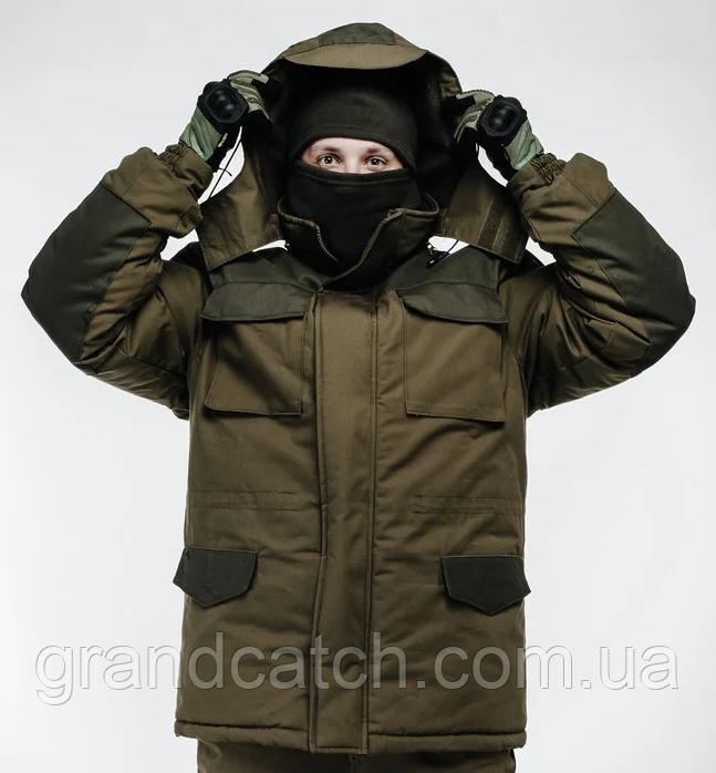 Куртка зимняя Горка