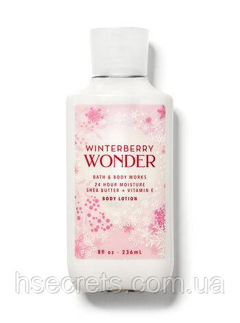 Лосьон для тела Bath & Body Works Winterberry Wonder
