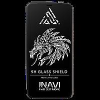 Защитное стекло (NP) INAVI PREMIUM Samsung M51 черный