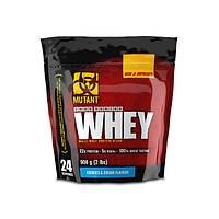 Концентрат сывороточного протеина (белка) Mutant Whey 908 г