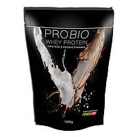 Изолят сывороточного протеина (белка) Power Pro PROBIO Whey Protein 1 кг мокачино